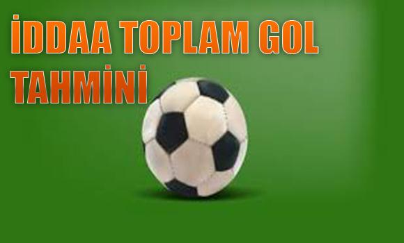 toplam gol tahmini, 7+ toplam gol tahmini, 2-3 toplam gol tahmini